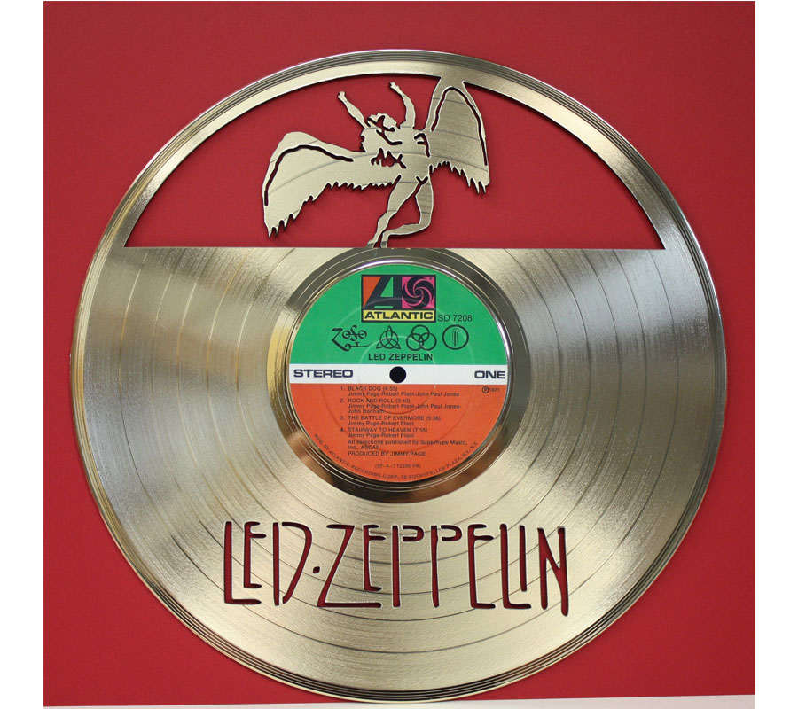 Gold Record Outlet Wall Art Displays