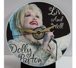Picture CD Desk Clocks