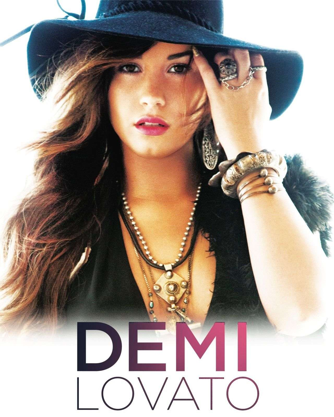 Demi Lovato Limited 24KT Cd Disc Collectible Award Quality