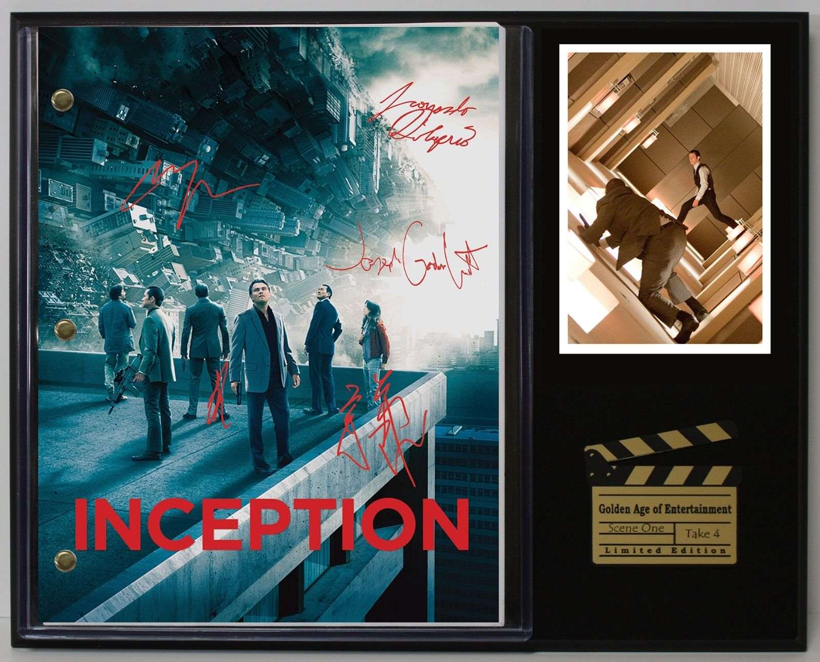writer of inception screenplay Inception – director, producer, writer director , writer (screenplay) director acclaimed writer-director christopher nolan was born on july 30.