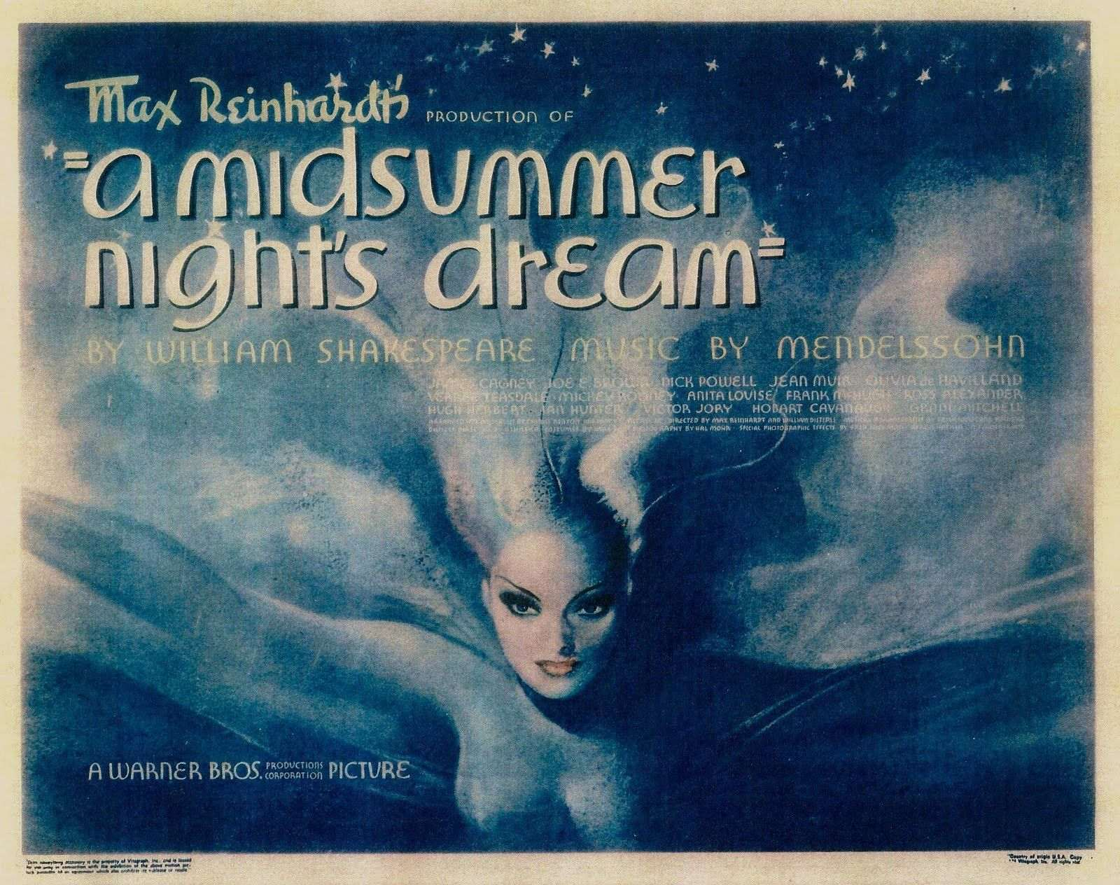 a midsummers night dream the many