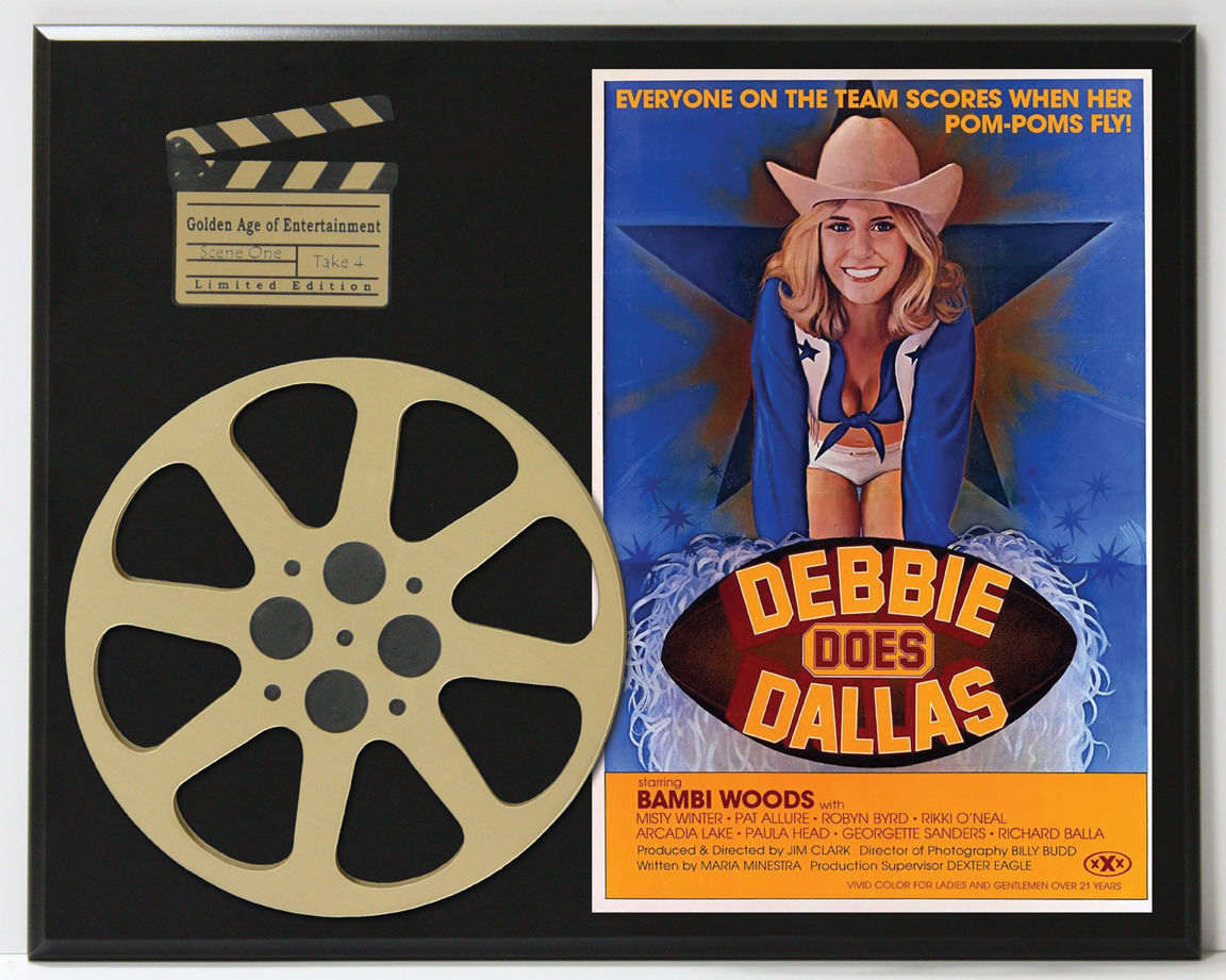 Vintage Debbie Does Dallas