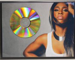 CD GOLD AWARD QUALITY DISPLAY