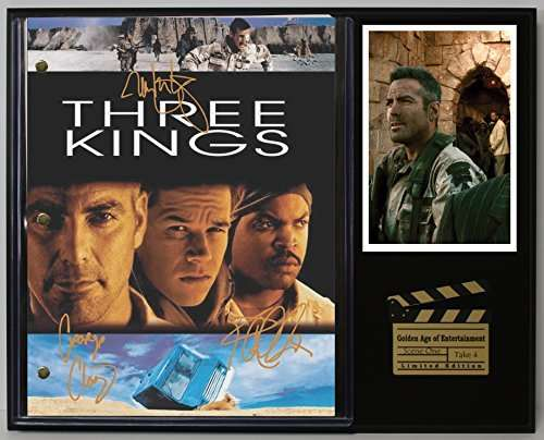 Three Kings Ltd Edition Reproduction Movie Script Cinema Display C3