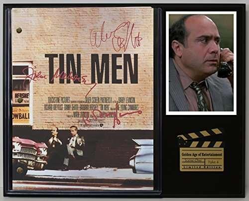 Tin Men Ltd Edition Reproduction Movie Script Cinema Display C3